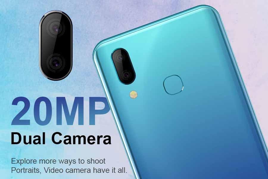 Coolpad Camera Setup