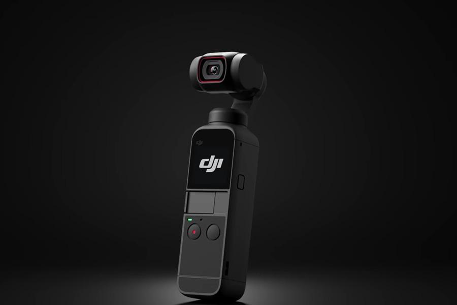 DJI Pocket 2 design