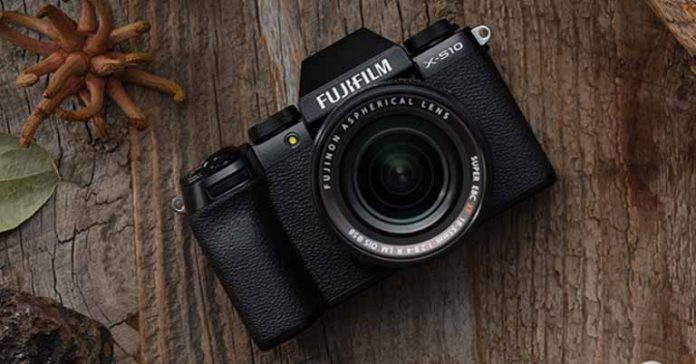 Fujifilms X-S10 launched price in Nepal availability specs features