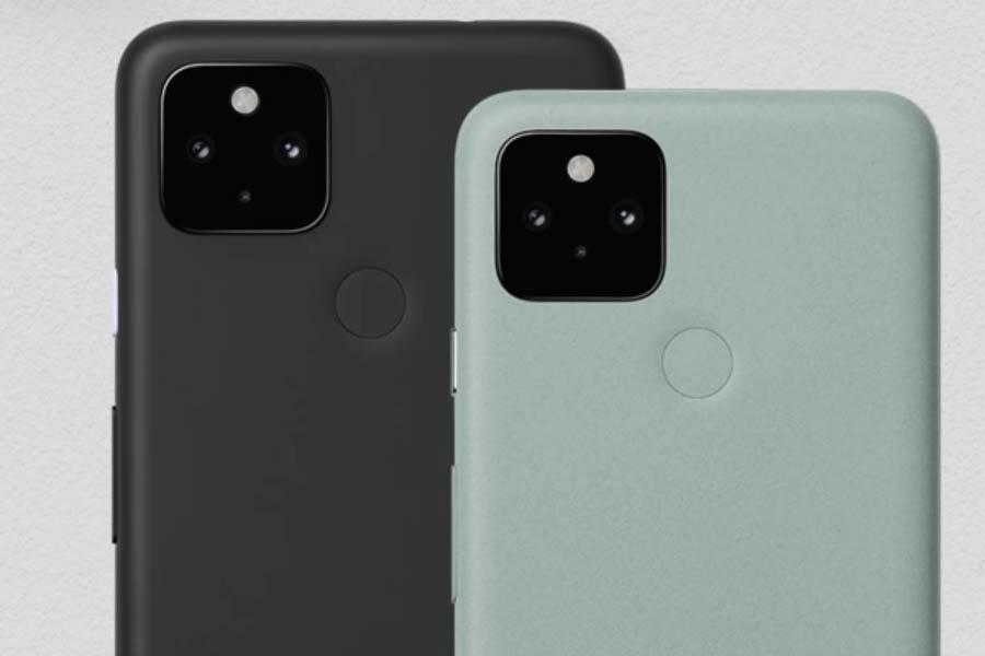 Google Pixel 4a 5G Color Options