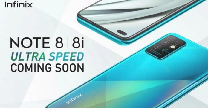 Infinix Note 8 8i Announced Price in Nepal Specs Launch Date