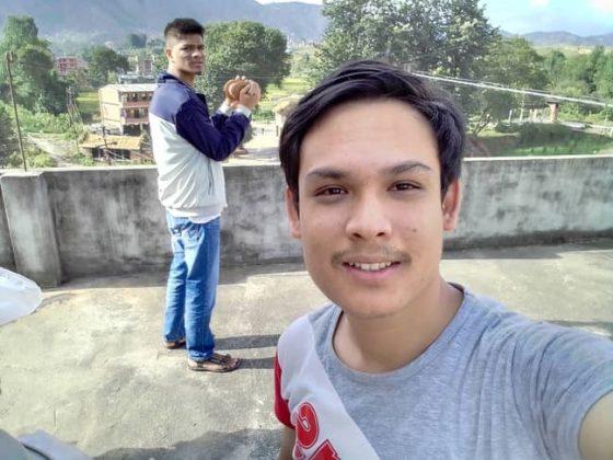 Nokia C3 - Selfie 2