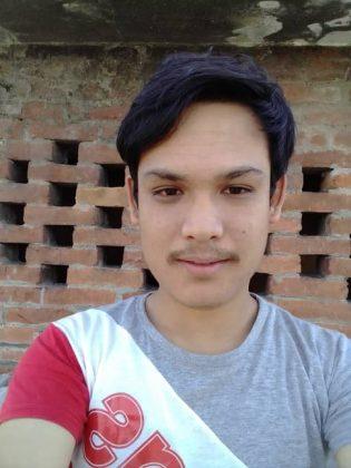Nokia C3 - Selfie 3