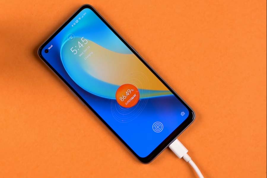 Realme 7 Pro - 65W SuperDart Charge