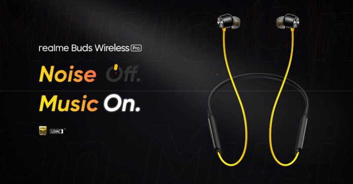 Reame Buds Wireless Pro Launched Price Nepal Specs Availability Features