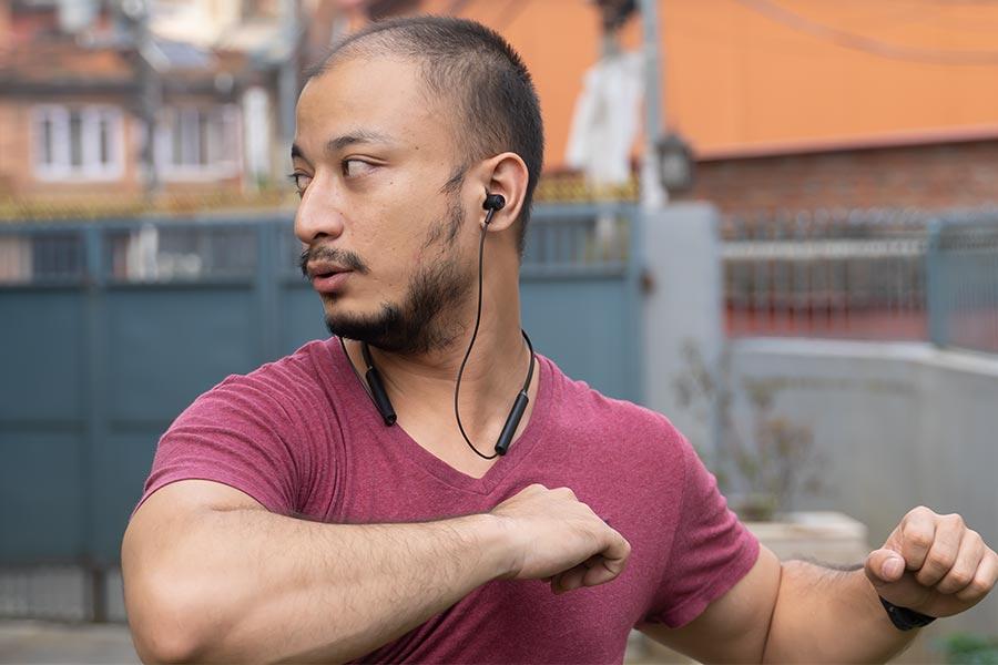 Redmi SonicBass Wireless Earphones Casual