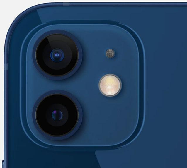 iPhone 12 Camera setup