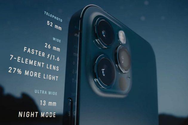 iPhone 12 Pro - Cameras