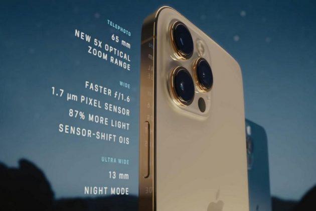 iPhone 12 Pro Max - Cameras