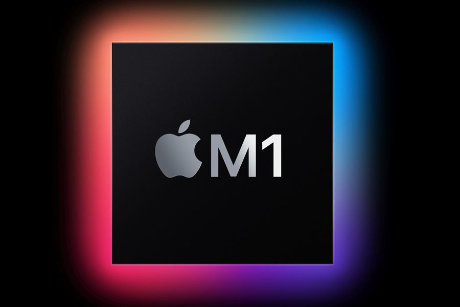 ARM based Apple M1 silicon