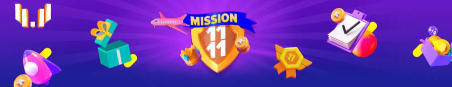 Daraz Mission 11.11 2020