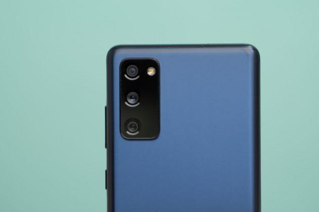 Galaxy S20 FE - Back Cameras