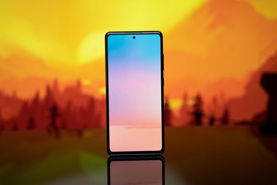 Galaxy S20 FE - Display [1]
