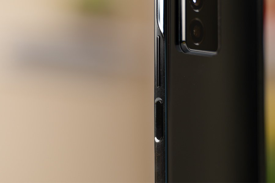 Galaxy Z Fold 2 - Buttons