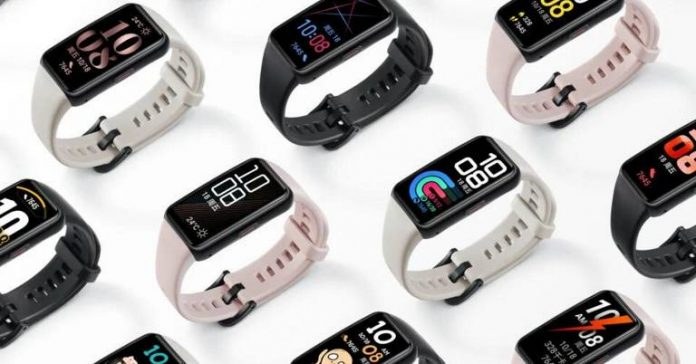 Honor Band 6 Launched Price Nepal Fitness Band Tracker