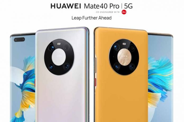 Huawei Mate 40 Pro launched Price Nepal Specifications Availability