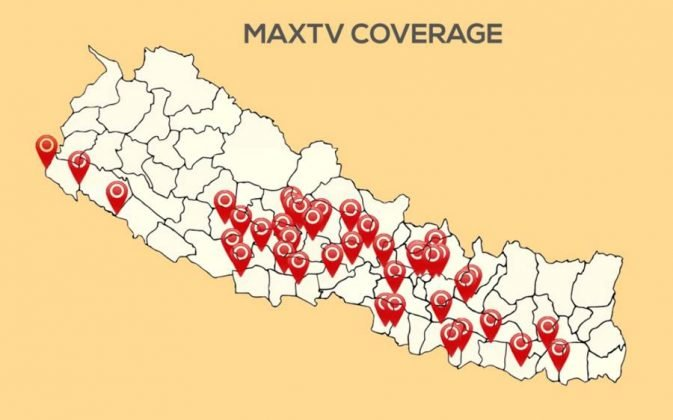 Max TV - Coverage