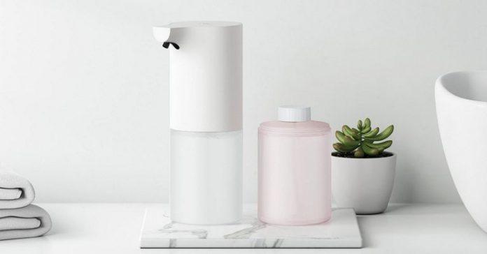 Mi Automatic Soap Dispenser SImpleway Foaming Handwash Price in Nepal