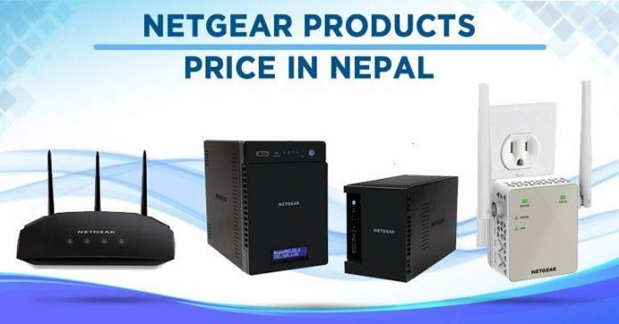 Netgear Products Price in Nepal (Router, Switch, Extender, ReadyNAS)