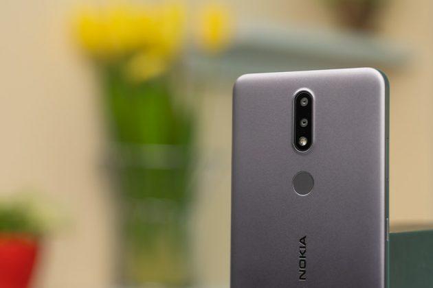 Nokia 2.4 - Back Cameras