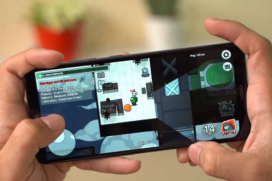 Nokia 2.4 - Gaming