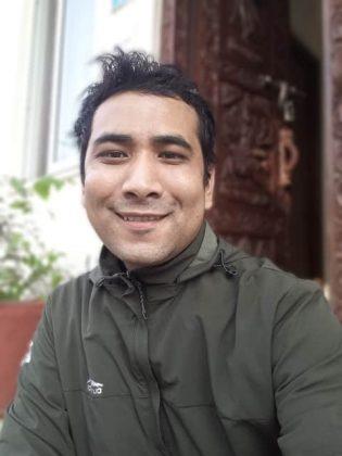 Nokia 2.4 - Portrait Selfie 3