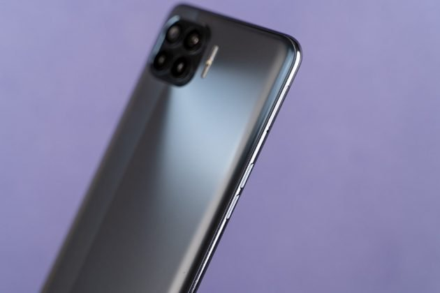 OPPO F17 Pro - Buttons