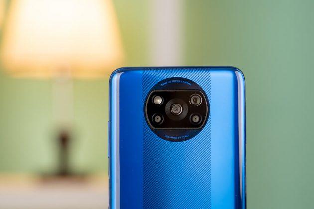 POCO X3 - Back Cameras