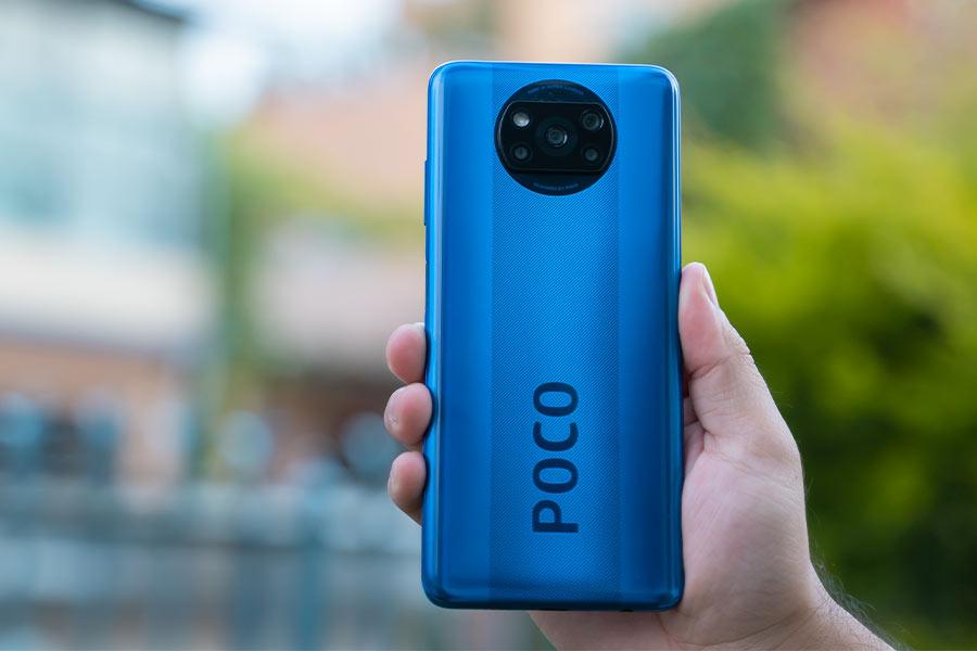 POCO X3 - Design [2]