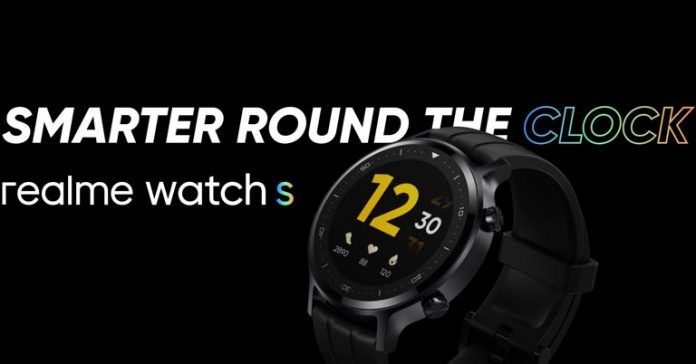 Realme Watch S Launched Price Nepal Specifications Availability