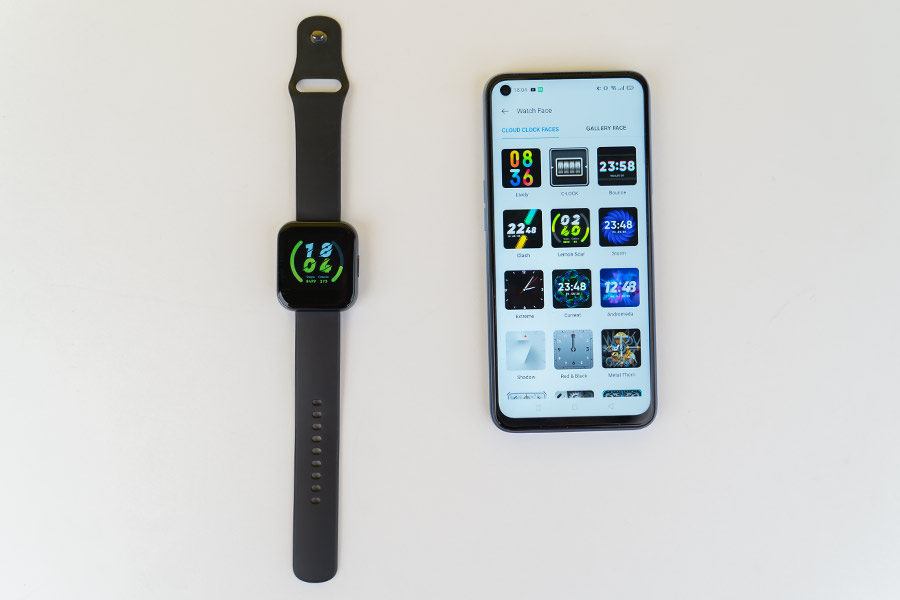 Realme Watch - Watch Faces