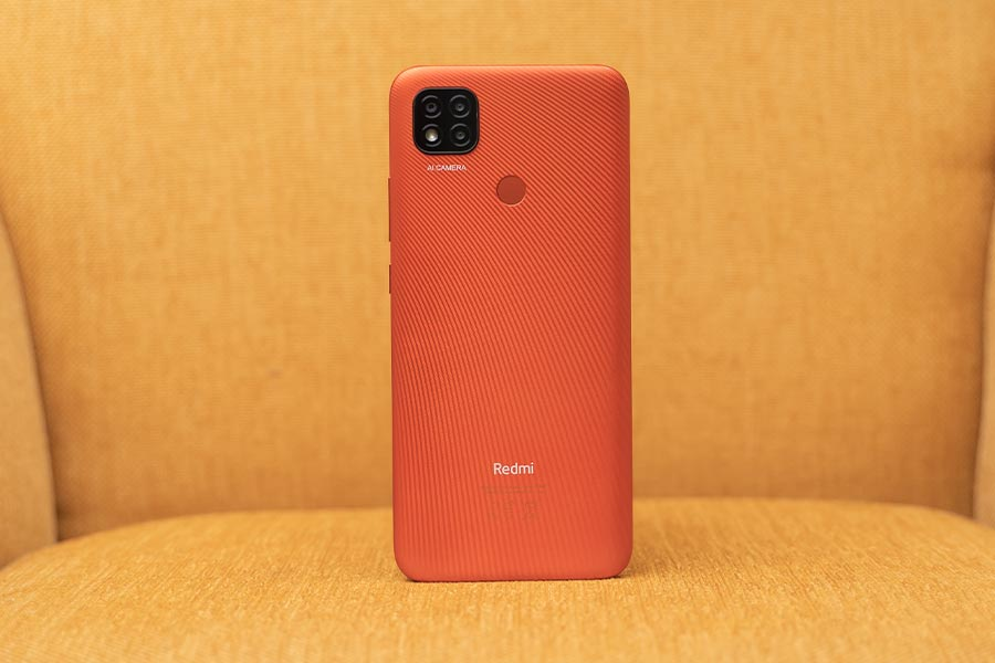 Redmi 9C - Design