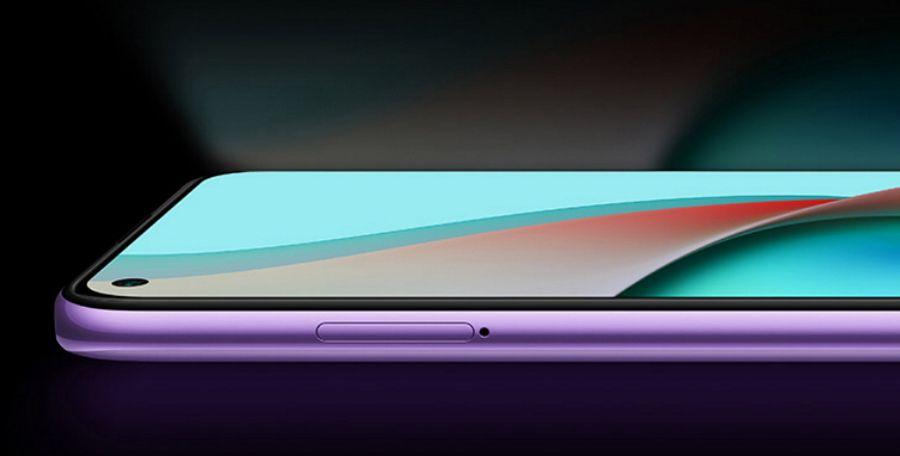Redmi Note 9 5G - Display