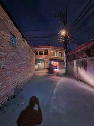 S20 FE - vs - Wideangle Nightmode 2