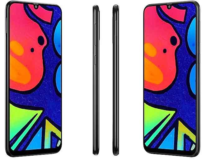Samsung Galaxy M21s Design