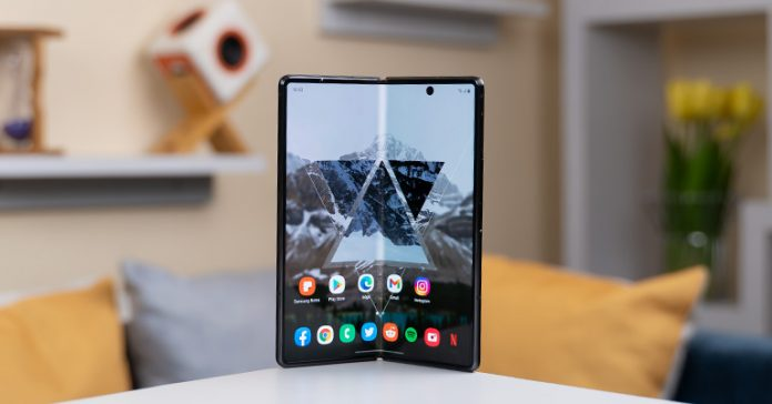 Samsung Galaxy Z Fold 2 Review Foldable Phone