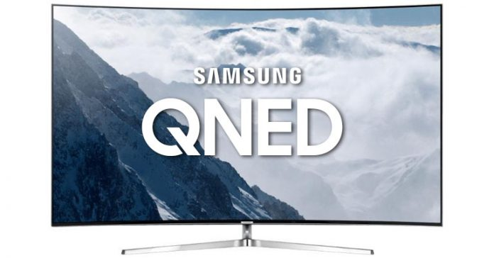 Samsung QNED display technology