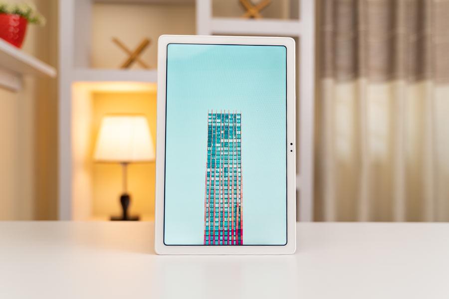 Tab A7 display