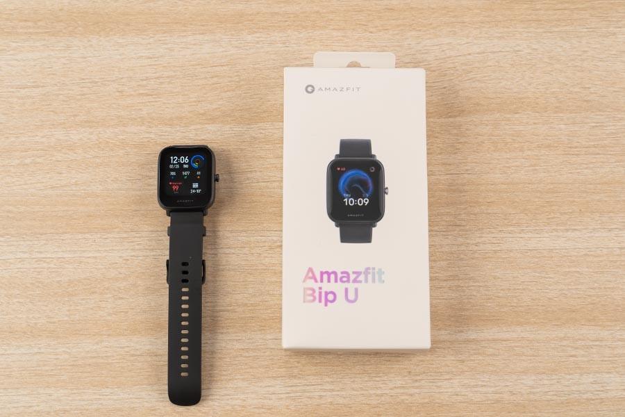 Amazfit Bip U - Design Best Budget Smartwatches in Nepal