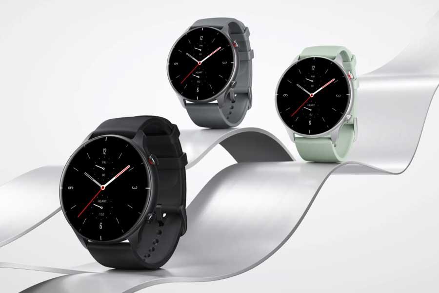 Amazfit GTR 2e GPS Smartwatch - Design