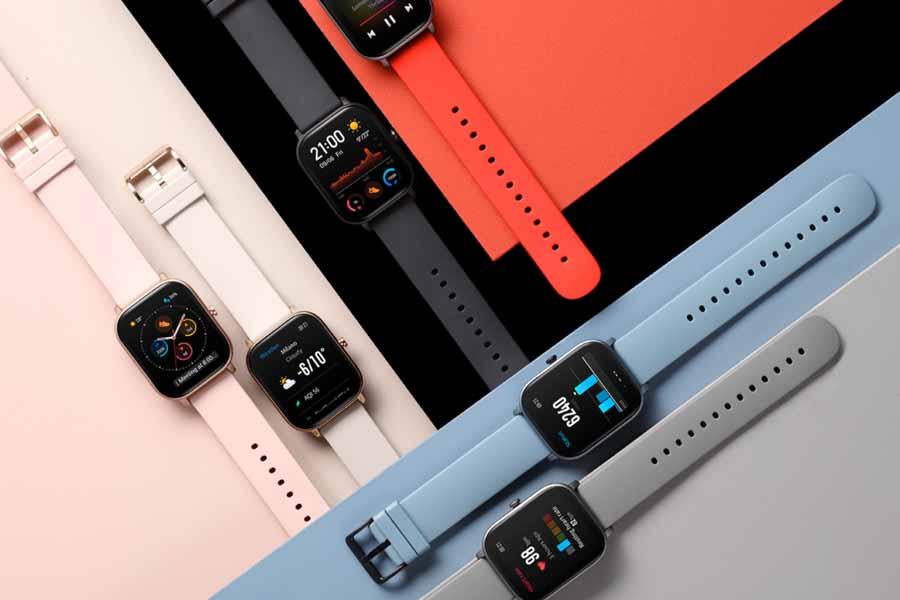 Amazfit GTS Smartwatch - Design
