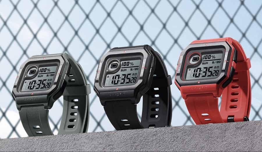 Amazfit Neo Smartwatch - Design