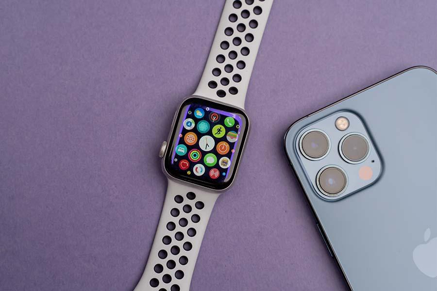 Apple Watch Series 6 - Display Best Smartwatches in Nepal