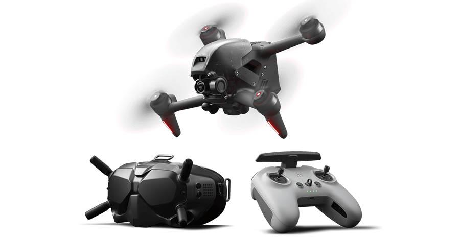 DJI FPV Drone Combo - Design