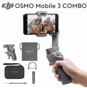 DJI Osmo Mobile 3 Smartphone Gimbal