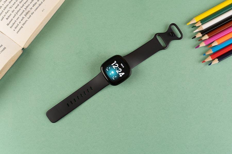 Fitbit Versa 3 - Design Best Smartwatches in Nepal