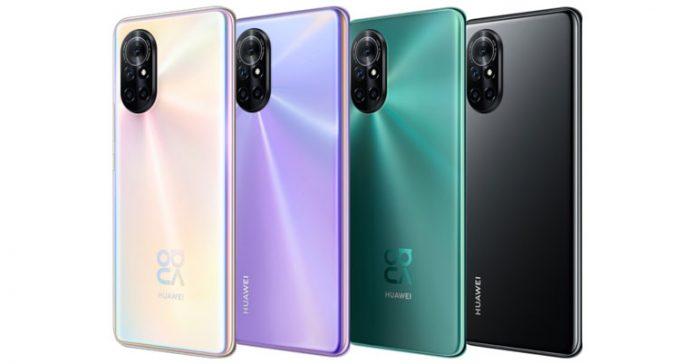 Huawei Nova 8 series price nepal