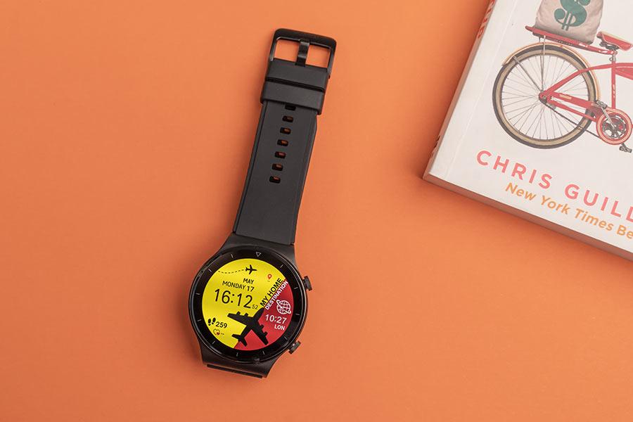 Huawei Watch GT 2 Pro - Design