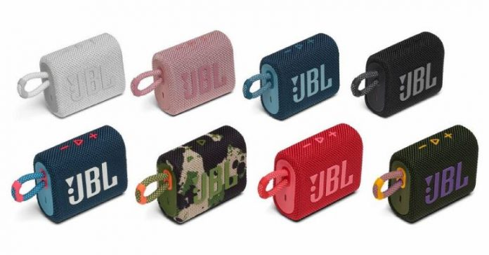 JBL Go 3 Bluetooth Speaker Launched in Nepal Price Specs Where to buy