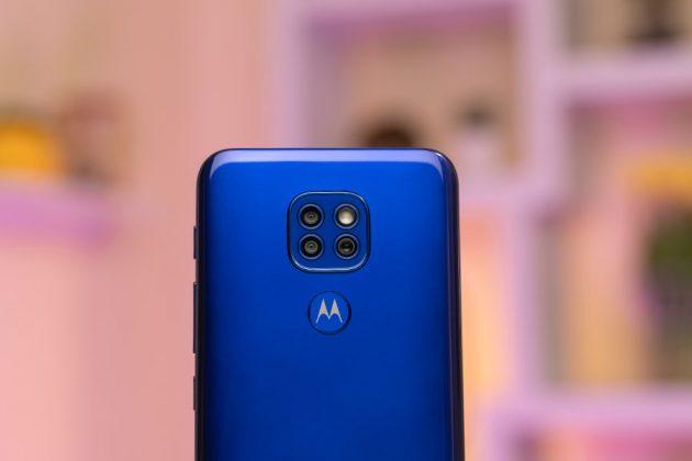 Moto G9 Play - Back Cameras